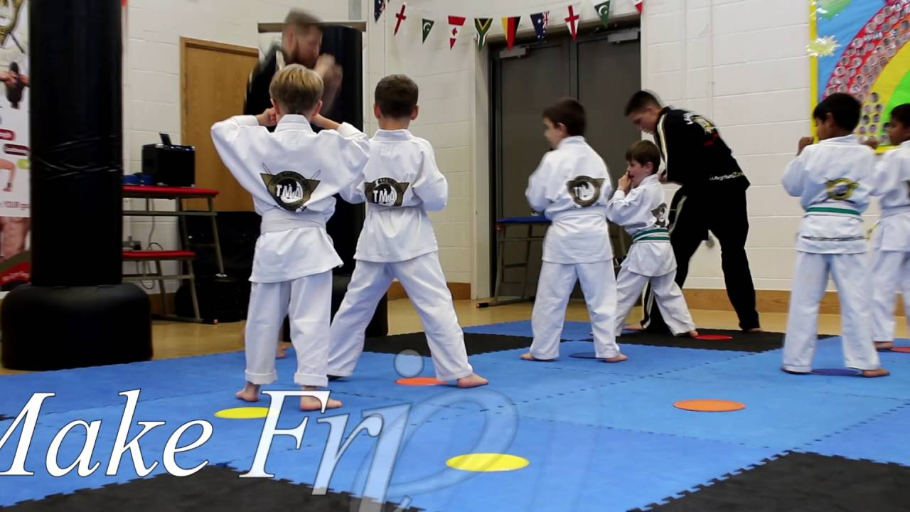 Martial arts Swindon & Cirencester for adults and children
