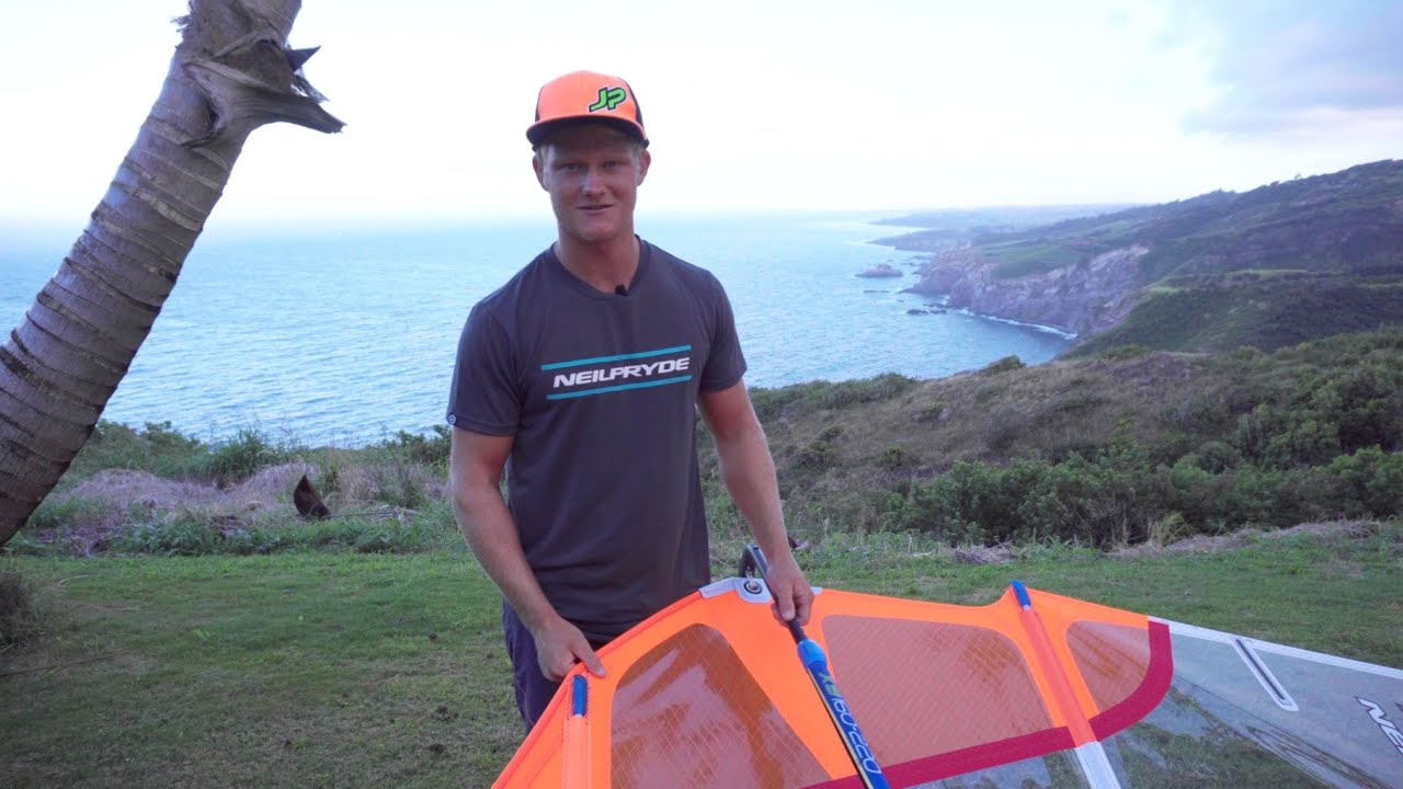 10 Things You Didn't Know About NeilPryde Windsurfing Sails