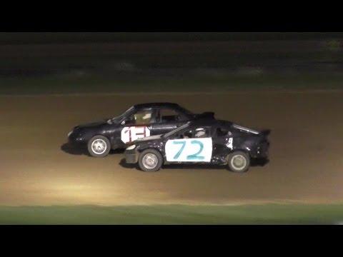 Mini Stock Heat One | McKean County Raceway | Fall Classic | 10-14-16