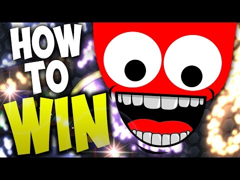 HOW TO PLAY AND WIN EVERY SINGLE TIME !!! 🐍🐍🐍 (Slither.io Funny Moments)