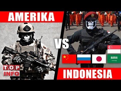 5 NEGARA YANG MEMBANTU INDONESIA JIKA DISERANG OLEH AMERIKA