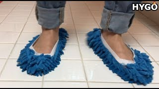 Clean Your Whole House Using Just Your Feet