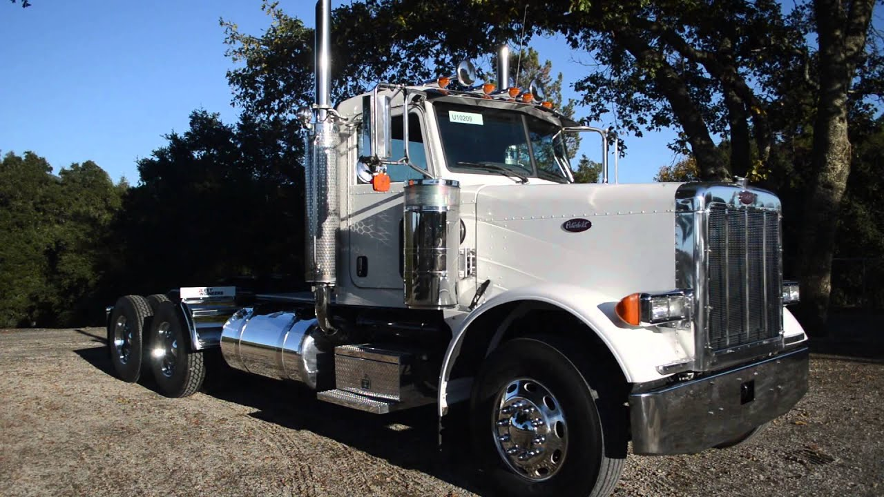 Used 2006 Peterbilt 379 For Sale / Charter Truck Sales ...