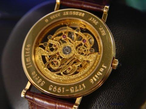6aa5a19a53a9af I 10 orologi più costosi del mondo - YouTube