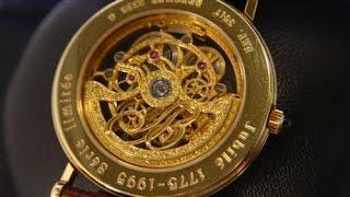 I 10 orologi più costosi del mondo