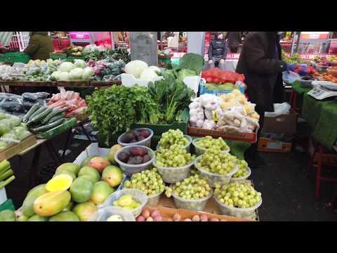 Watney Market, Shadwell, London, UK