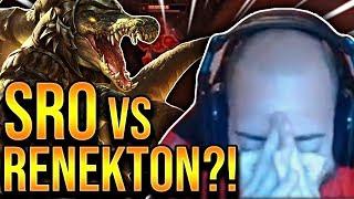 WILL I WIN AGAINST MY OWN MAIN?!? DARIUS VS RENEKTON! - Preseason To Challenger | League of Legends
