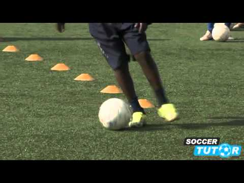 Ball Control 1 DVD  Soccer Italian Style Youth and Academy Training Program