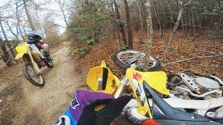 Crashed my RMZ-250