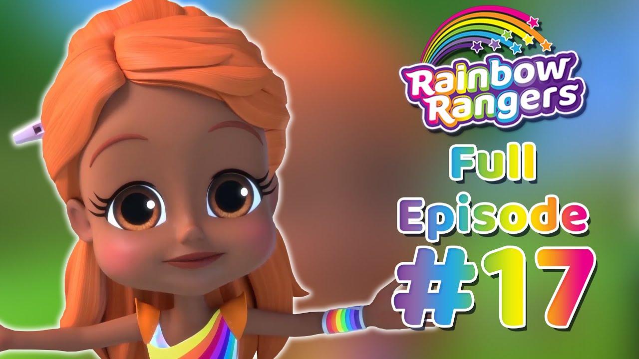 Rainbow Rangers Full Episode 17 | Pollution Island