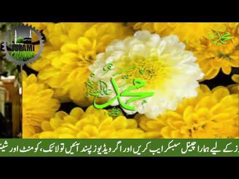 Nabi Da Sehra New Punjabi naat as kashif ali kashi Nahra  539