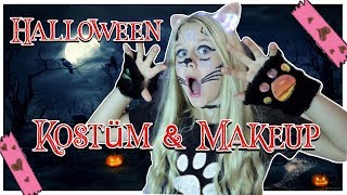 HALLOWEEN 2018 MEIN KOSTÜM & MAKEUP 🎃 MaVie