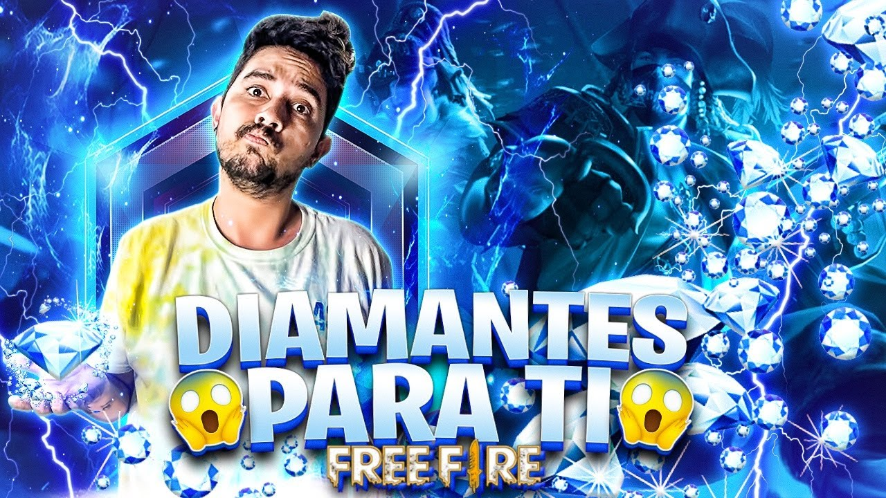 POR CADA KILL TE REGALO 1000 DIAMANTES EN FREE FIRE