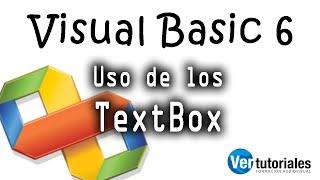 Visual Basic 6 vb6 Objeto Textbox (Caja de texto)