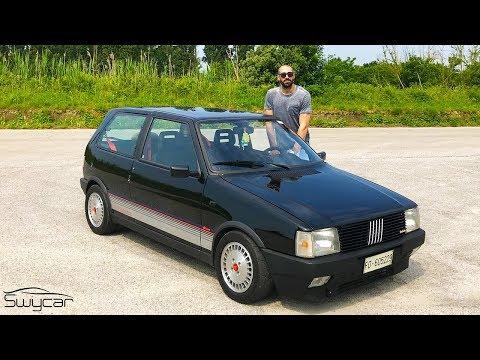Fiat Uno Turbo i.e. | 1.3T 105 CV | SwyDRIVE | [ENG_SUB]