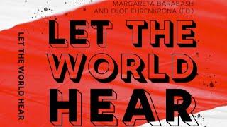 Book launch ft. Sviatlana Tsikhanouskaya: Let the World Hear