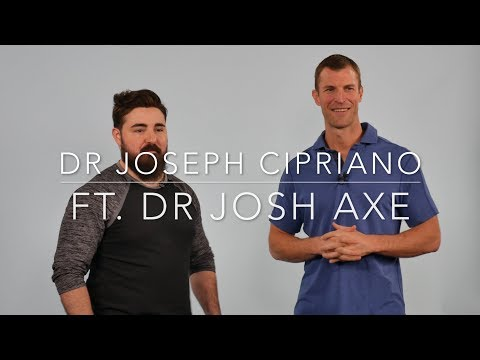 *Y-STRAP* The MOST Powerful *Game-Changing* Adjustment - Dr Josh Axe & Dr Joseph Cipriano
