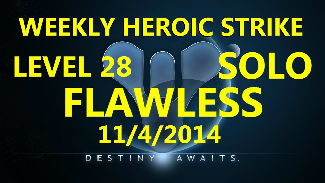 Destiny Matchmaking for Weekly Heroics is a Positive Step