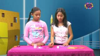 Cómo hacer Tarjetas de Invitación con Foami - Manualidades para Niños