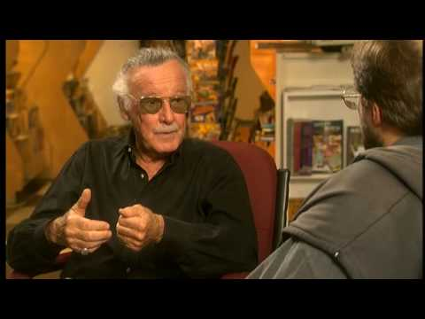 Stan Lee Creating Spider-Man - The Everyman Superhero