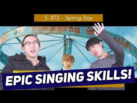 Do All Koreans Sing Well?! [Karaoke Challenge CRINGE LEV.1000000]
