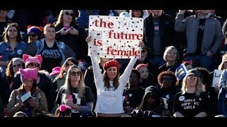 """Proteste gegen Sexismus: Donald Trump hat für """"Women's March"""" nur Sarkasmus übrig"""
