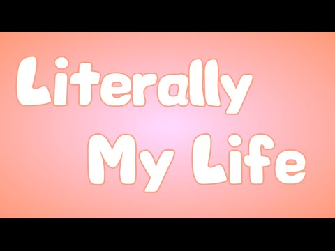Literally My Life - Eva Gutowski (Lyric Video) || MichsTheMicah ...
