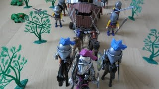 Stop motion - Playmobil - Revenge