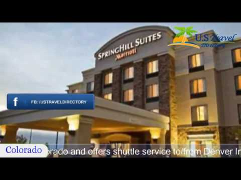 SpringHill Suites by Marriott Denver Airport - Aurora Hotels, Colorado