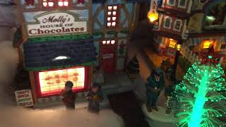 Happy Holidays Parts And Repair 2018 CHRISTMAS DISPLAY