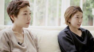 映画監督として、女優として活躍中の、安藤桃子氏、安藤サクラ氏 がメイ...