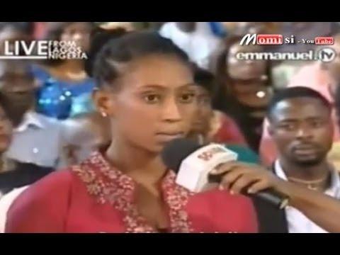 "SCOAN 18/05/14: Beyond Medical Doctors Comprension ""Girl Thousand Needles In Her Body"" Emmanuel TV"