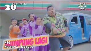 Chart Lagu Indonesia - INDO CHART 30 (15-21 FEBRUARI 2016)