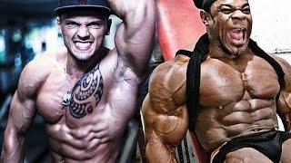 Fitness Motivation - Aesthetics Vs Mass Kai Greene Jeff Seid & Alon Gabbay