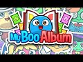 My Boo Album - Sticker Book Game for iPhone and Android