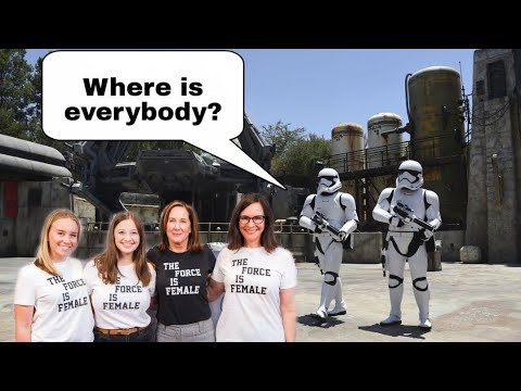 Galaxy's Edge Is A Complete Disaster | Disney Looks For Answers!