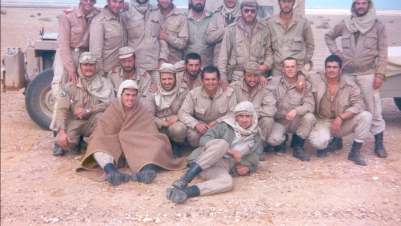 Albun de fotos del la Mili en el Sahara 86