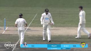 Highlights: Sheffield Shield final, day two Top 10 Video