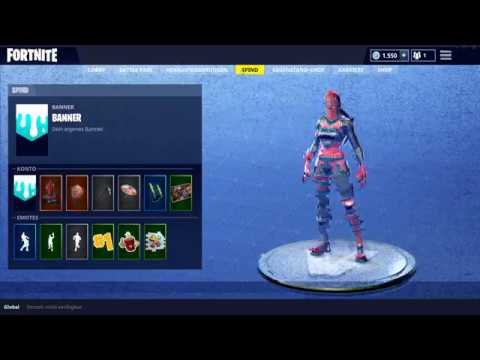 Fortnite Rote Ritterin Account Trade