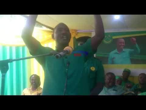 Dkt. Bashiru Ally: Sina Twitter, sina Facebook...Mimi siyo Trump