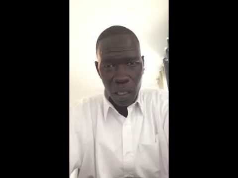 Reaction of Media activist toward contervaesial 28 States of South Sudan created by persident Kiir
