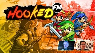 Hooked FM #47 - else Heart.Break(), Tri Force Heroes, Halo 5 & mehr!