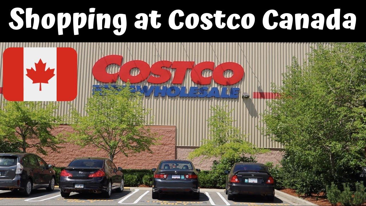 Getting Nasi Goreng Ingredients from Costco Canada - Vlog