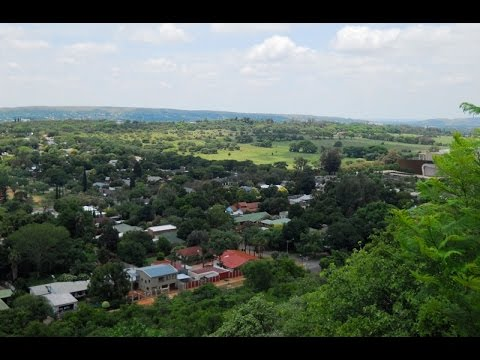 Tom Jenkins Drive (Pretoria) - Mountain Passes of South Africa