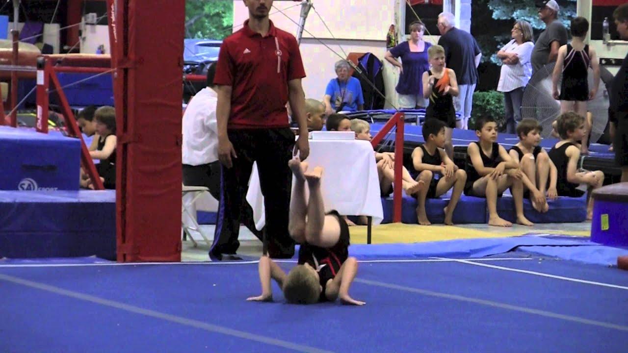 intrigue gymnastics meet 2013