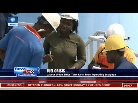 Labour Union Stops Tank Farm From Operating In Apapa