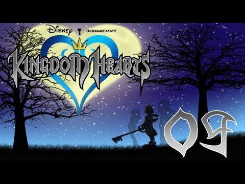 Lets Play Kingdom Hearts (Blind, German) - 09 - Alice (Margatroid) im Wunderland