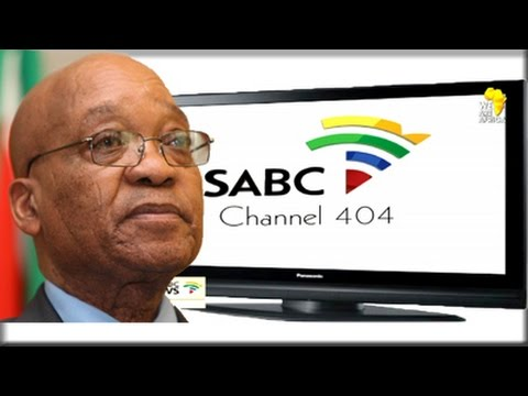 SABC Africa News Channel 404  launch, 22 May 2015