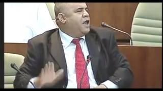 النائب سليمان سعداوي ينفجر في وجه البرلمان بعد تمرير قانون المرور و ولد خليفة يقطع عنه الكلمة