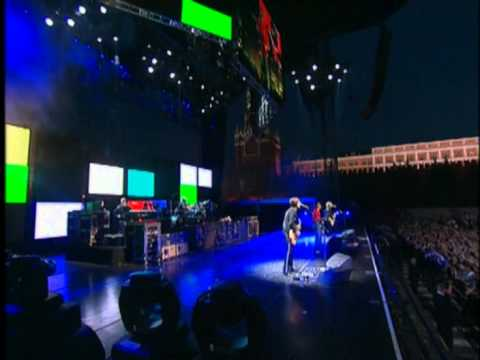 Paul McCartney - Birthday (Live in Moscow)